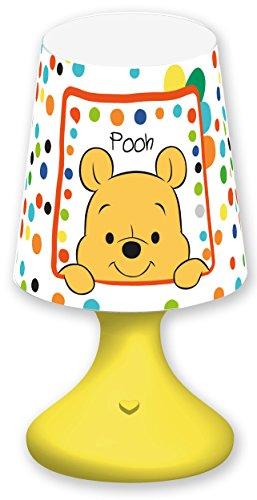 Joy Toy 68024 Figuren & Charactere WINNIE POOH BABY LED MINI LAMPENSCHIRM