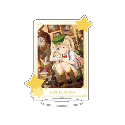 オンゲキ 02 藤沢柚子[新衣装] キャラアクリルフィギュア