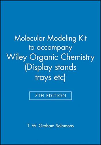 Molecular Visions Organic Model Kit with Molecular Modeling Handbook