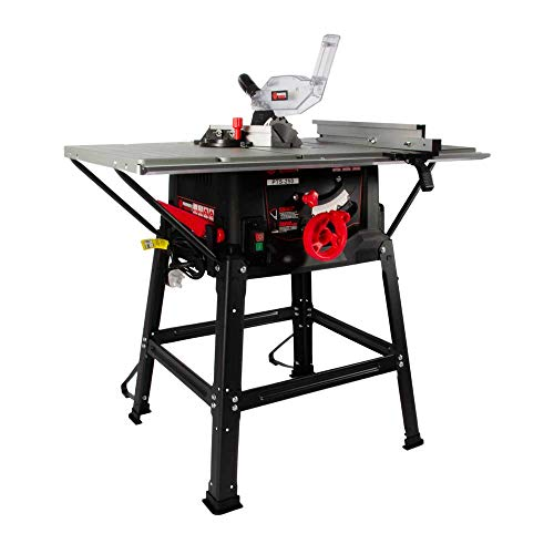 10' High Power 5000RPM Table Saw