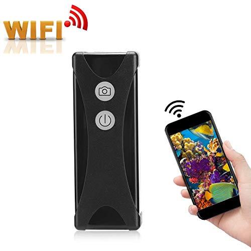 Lazmin Wireless WiFi Box für Endoskop Otoskop, USB WiFi Converter Unterstützung für Android/iPhone OS Smartphone Computer