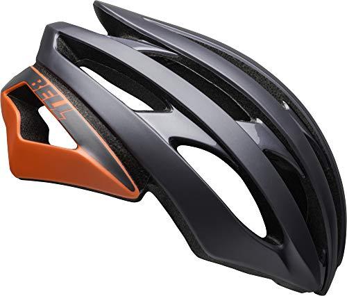 Bell Stratus MIPS Adult Road Bike Helmet (Matte/Gloss Gray/Infrared (2020), Medium (55-59 cm))