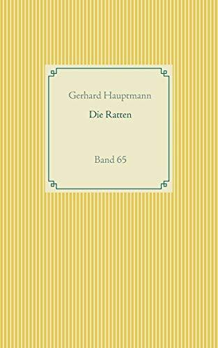 Die Ratten: Band 65 (Taschenbuch-Literatur-Klassiker)