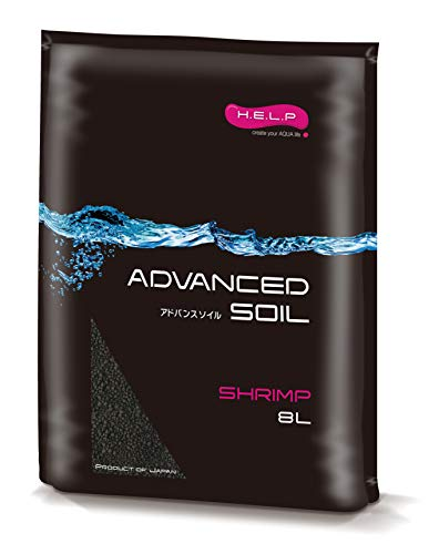 Sustrato HELP ADVANCED SOIL Gambas - 8 L