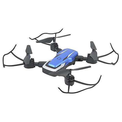 JYLSYMJa Mini Drone Plegable, RC Drone con cámara WiFi HD, Altitude Hold, Modo sin Cabeza, Quadcopter Drone para niños o Adultos(480P)