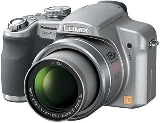 パナソニック デジタルカメラ LUMIX (ルミックス) シルバー DMC-FZ18-S