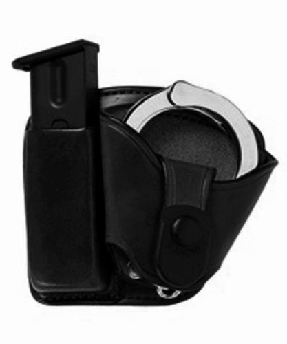Buy Bargain BIANCHI 45 Mag/Cuff Paddle Pouch (Size 1, Black)