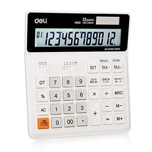 Deli Taschenrechner, Standard-Funktion,...