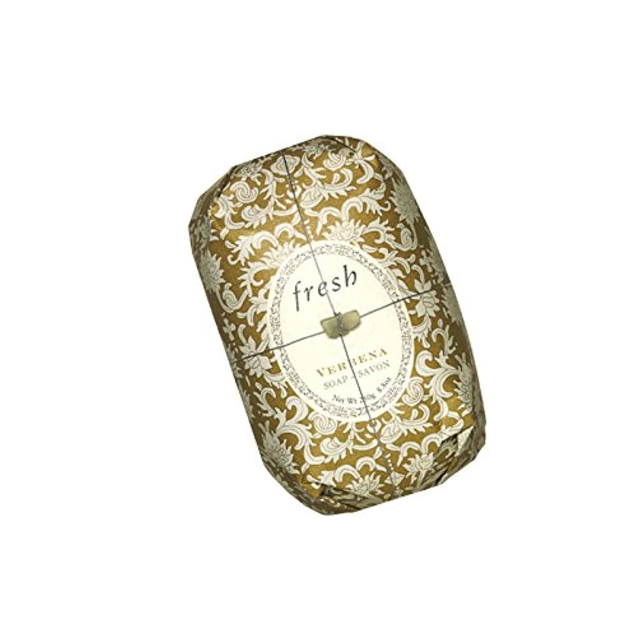 フィラデルフィア港年金受給者Fresh フレッシュ Verbena Soap 石鹸, 250g/8.8oz. [海外直送品] [並行輸入品]