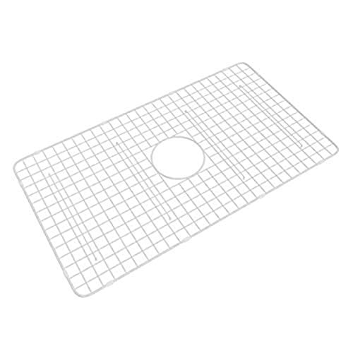 ROHL WSGMS3018WH Wire Sink Grids, White