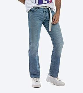 Levi's 501 Original Fit Neapolitan Cool Düz Kesim Kot Pantolon Erkek