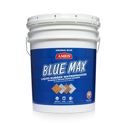 AMES BMX5RG 5 Gallon Blue Max Liquid Rubber