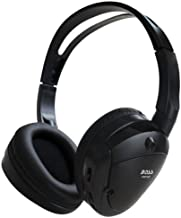 BOSS Audio Systems HP12 Car Infrared Foldable Wireless Headphone For Use with All Video..