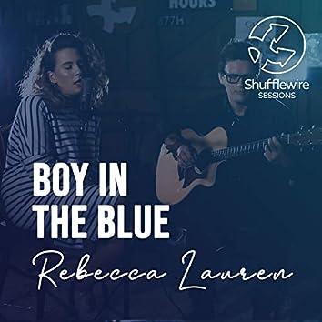 Boy In The Blue