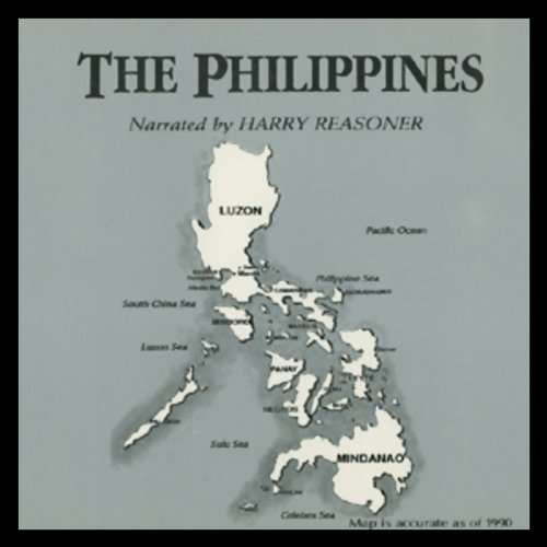 The Philippines audiobook cover art