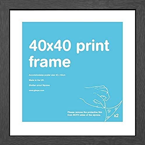 GB EYE LTD (Backorder Account) Frame, Wood, Black, 0 cm