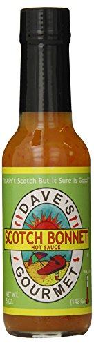 Dave's Gourmet - Scotch Bonnet Chili Sauce - 148ml