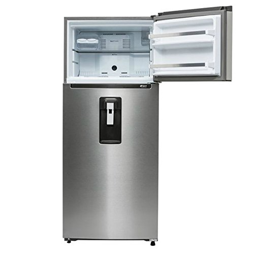 Whirlpool WT1865A Refrigerador Top Mount Xpert Energy Saver Acero, color Gris