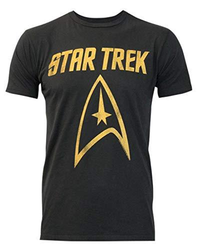 Hommes - Junk Food Clothing - Star Trek - T-Shirt (L)