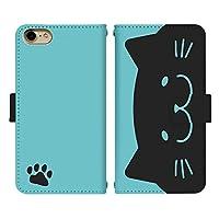 iPhone XS ベルト有り 手帳型 スマホケース スマホカバー di343(F) 猫 ねこ ネコ キャット アイフォンXS アイフォンテンS アイフォン10S スマートフォン スマートホン 携帯 ケース アイホンXS アイホンテンS アイホン10S 手帳 ダイアリー フリップ スマフォ カバー