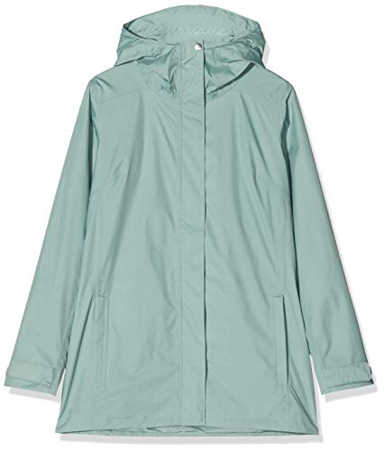 Columbia Damen Regenjacke Splash A Little II, Grün (Light Lichen), M