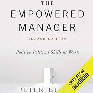 The Empowered Manager, Second Edition cover art