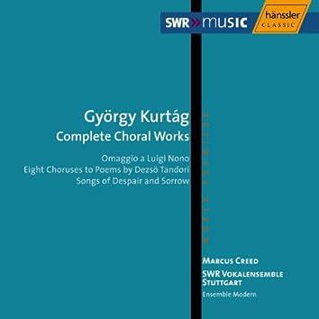Kurtag: Choral Works