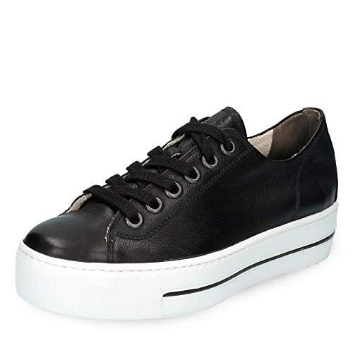 Paul Green Damen Sneaker Größe 38.5 EU Schwarz (schwarz)