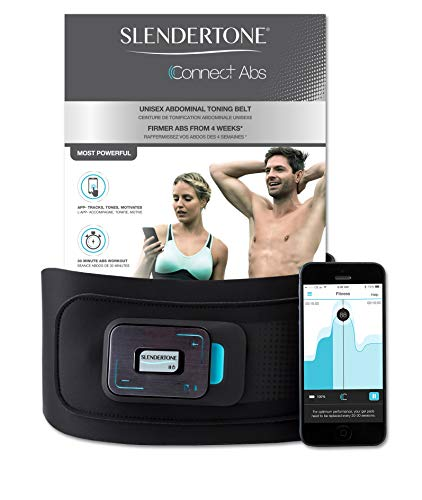 Slendertone Unisex Connect Abs App Driven Toning Belt
