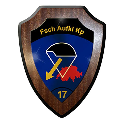 Wappenschild Fsch AufKl Kp 17 KSK Schweizer Armee Kommando Spezialkräfte #11905