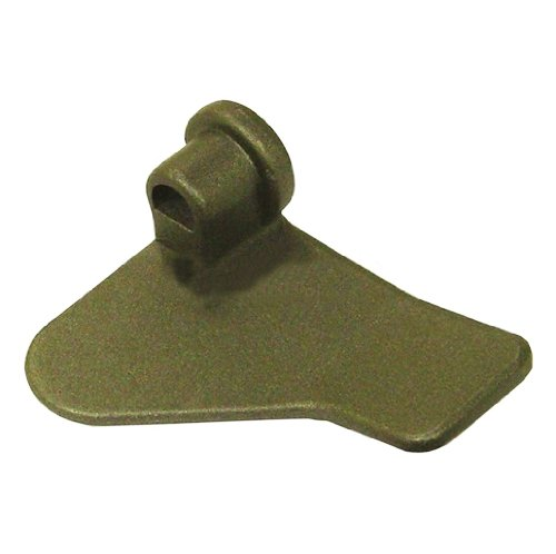 Kenwood BM366 Breadmaker Replacement Bread Kneader Paddle - 8mm Twist and Lock Type