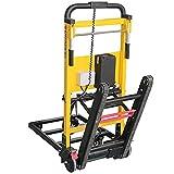 Carro eléctrico para Subir escaleras, batería de Litio de 20 V, Potente Motor de 120 W, artefacto para Subir escaleras con Carga eléctrica, Capacidad de 200 kg
