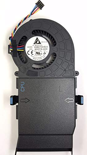 New CPU Cooling Fan Replacement for Dell Alienware Alpha R2 P/N:0XH2YX-A00 KSB0705HB-A 0XH2YX
