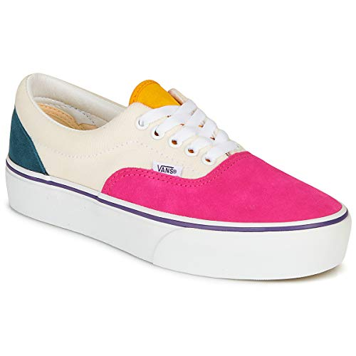 VANS ERA PLATFORM Sneakers dames Multicolour Lage sneakers
