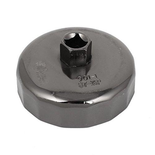 87 millimetri interno diametro 16 Flauti Tappo filtro olio Stile Chiavi Strumenti per l'automobile