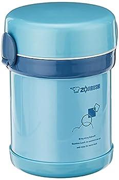 Zojirushi Ms Bento Stainless Lunch Jar Aqua Blue One size