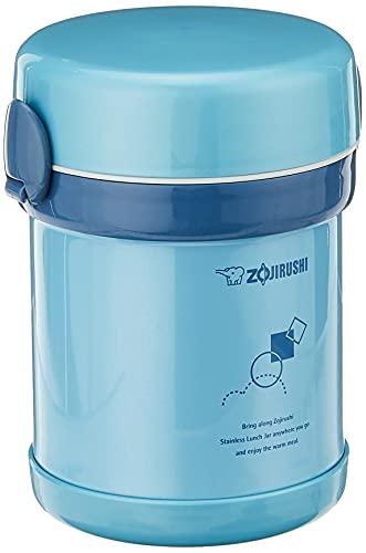 Zojirushi Ms. Bento Stainless Lunch Jar, Aqua Blue, One size