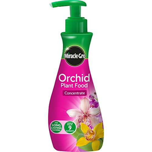 Miracle-Gro 100057 Orchid Concentrated Plant Food 236ml, Cl