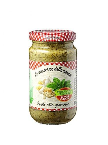 Le Conserve della Nonna – Groene Pesto – Ideaal voor bij de beste pasta 185g (Pakje van 1)