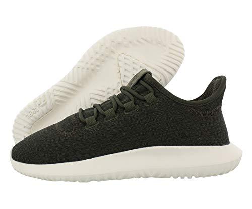 adidas Originals Women's Tubular Shadow Running Shoe, Night Cargo/Night Cargo/Legacy, 10 M US