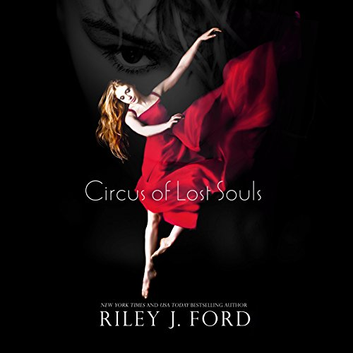 Circus of Lost Souls audiobook cover art