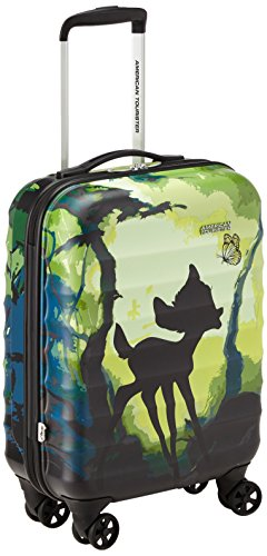 Disney By American Tourister Palm Valley Disney Bagaglio a Mano 55/20 Bambi, Policarbonato, 32 ml, 55 cm