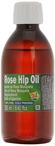 Puro Olio di Rosa Mosqueta 250 ml extra vergine Prodotto in Patagonia Chile puro al 100%