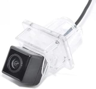 eSATAH Car Rear View Camera for Mercedes Benz C180 C200 C280 C300 C350 C63 AMG & HD CCD Night Vision Waterproof and Shockproof Reversing Backup Camera