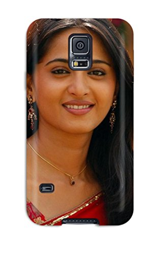 Galaxy S5 Case Slim [ultra Fit] Beautiful Anushka Protective Case Cover