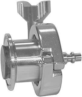 Dixon B45AB-R200 Stainless Steel 316L Sanitary Air Blow Check Valve, 2