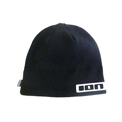 Ion Logo Beanie/MÃŒtze schwarz