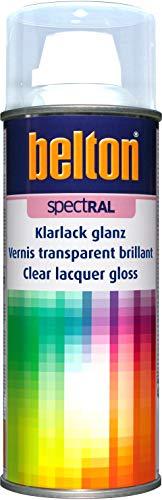 Unbekannt KWASNY 324 299 Belton Spectral Lackspray Klarlack transparent Hochglanz 400ml
