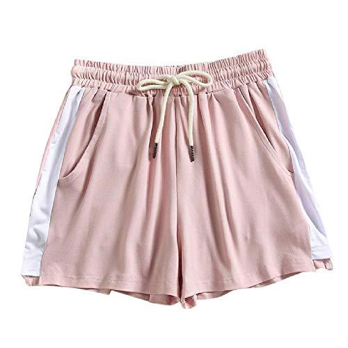 N\P Pantalones cortos deportivos de verano para mujer