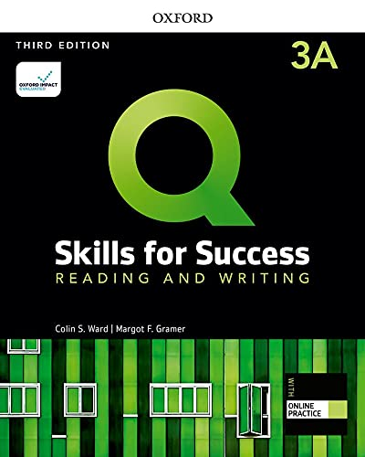 Q: Skills for Success: Level 3: Reading and Writing Split Student Book A with iQ Online Practice